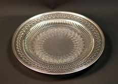 Solid Sterling Silver Tazza, London 1909, Tiffany & Co (Albert William Feaveryear)