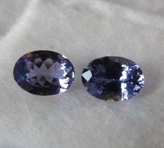 Tanzanite – 2.32 ct – No Reserve