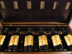 2011 Tenute Venissa Dorona, Veneto - 6 bottles (0.5Ltr) in original wood case