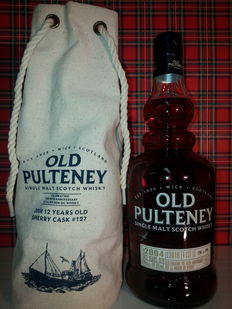 Old Pulteney 12 Years Single Cask - 60th Anniversary of LMDW