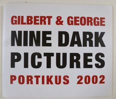 Gilbert and George - Nine dark pictures - 2002