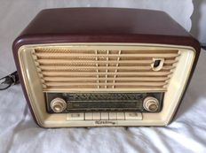 Tube radio Korting 806W West Germany