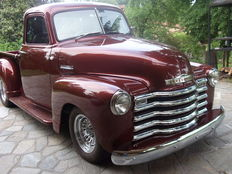 Chevrolet - Pick-Up 3100 1/2 Ton - 1951