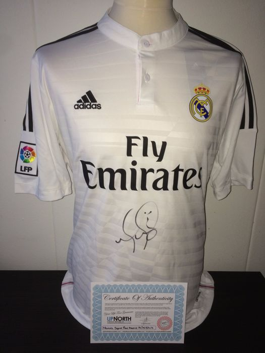 2a924d7e9 Marcelo   Real Madrid - Hand signed by Marcelo