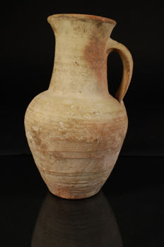 Roman pottery jug - 187  mm