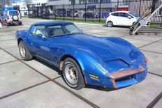 Chevrolet - Corvette C3 California T-Top Targa - 1980