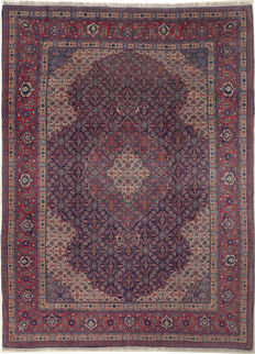 "Sarough -Handknotted/""not used""/Persian/ORIENTAL/ - Sarough-Carpet  305 x 224 IRAN Around 1960"