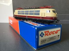 Roco H0 - 43839 - Electric locomotive BR 103 of the DB