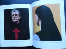 Andres Serrano; Lot with 2 publications - 1994 / 1997