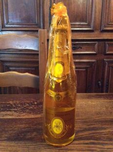 2007 Cristal Louis Roederer champagne – 1 bottle (75cl)