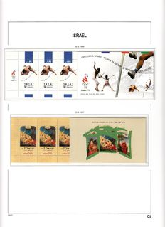 Israel 1949/1998 - Collection in 3 Davo albums