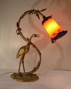 Noverdy - desk lamp with Ibis