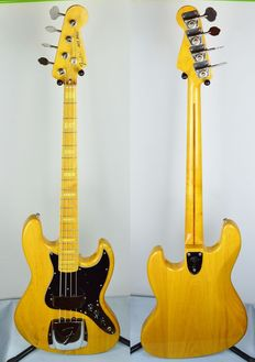 FENDER Jass Bass reissue 75 ASH JAPAN 1999 Import