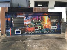 Video library, Technovideo 2000, DVD rental from 2004