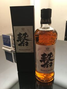 Mars Whisky Tsunagu with only 300 bottles released