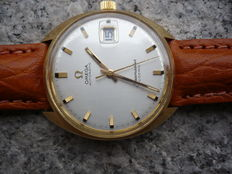 Omega Seamaster Cosmic – Large men's watch in 18 kt gold – Vintage – 1970