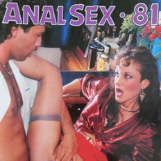 Pornography; Collection of 7 New Cunts and Anal Sex magazines - 1989/1992