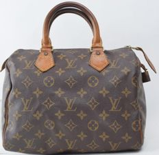 Louis Vuitton - Speedy 25 - Vintage 90's
