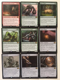 Magic The Gathering: MTG Rare Collection ( KLD, SOI, BFZ, M15 )