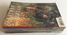 Tarzan - 21 Comics - various limited series - sc - 1st edition - (1996 / 1999)