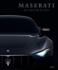 Superb Maserati Book