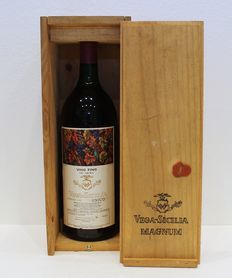 1972 Vega Sicilia Único - 1 Magnum Bottle With Original Box