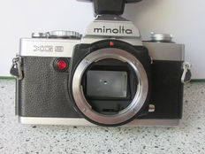 Minolta xg 9 and Paxette camera