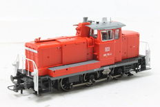Roco H0 - 52530 - Shunting diesel locomotive BR 360 of the DB-AG