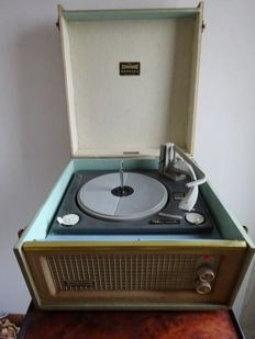 The Dansette Bermuda, Record Player 1950/1960