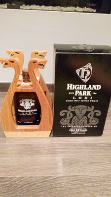Highland Park Loki Valhalla Collection