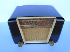 Very nice Bakelite Philips Radio Type BX300U 1950