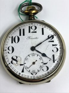 Prévôté Swiss pocket timepiece, early 1900s