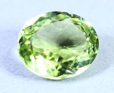 Green Amblygonite  –2.01 ct