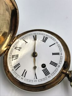 John Gale, London, onion pocket watch, 1822.