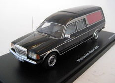 Schuco PRO.R43 - Scale 1/43 - Mercedes-Benz 200 Hearse