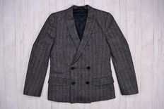 Karl Lagerfeld - Doublebreasted Wool Jacket