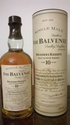 The Balvenie Founder's Reserve 10 years old