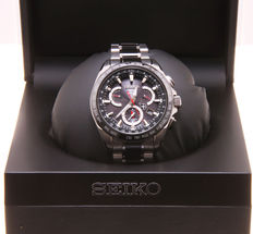 Seiko Astron GPS Solar men's watch SSE041J1 – NEW