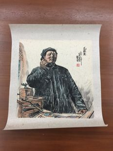 Painting in ink - China - late 20th century