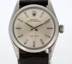 Rolex - Oyster SpeedKing Precision, Vintage Stainless Steel Manual Winding Wristwatch, c.1970's