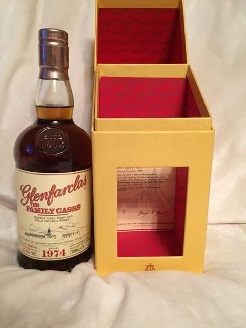 Glenfarclas 1974 Family Cask 5786 Sherry But (60.8%)