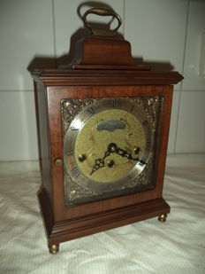 Westminster table clock – Warmink / Wuba – circa 1960