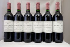1993 Chateau Larmande, Saint-Emilion Grand Cru Classe – 6 Bottles (75cl)
