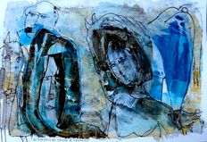 Giuliano Rossi (large) - Two artworks