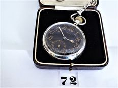 Rolex - Military swiss gents' pocket watch