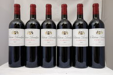 2011 Chateau Bonalgue, Pomerol, France – 6 bottles (75cl)