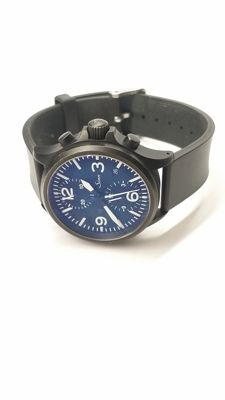 SINN  756 S   Duochronograph -  men's wristwatch
