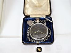 Rolex - Military swiss gents' pocket watch {ref no 76}