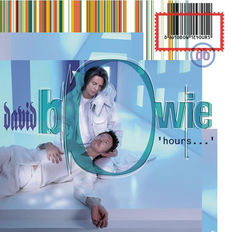David Bowie - 'Hour's - 2 x 180gsm Numbered Limited Edition Mint Purple/Blue Vinyl LP