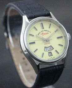 "West End Watch Co. ""Sowar"" Prima - Men's wristwatch - circa 1970s"
